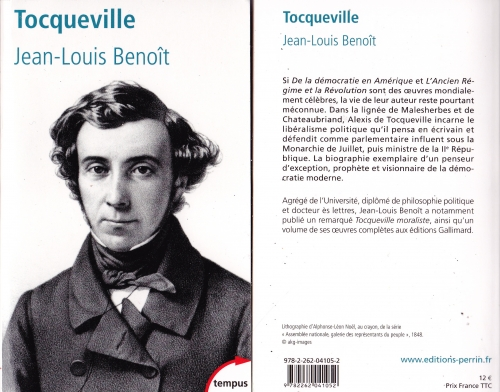 Biographie Tocqueville, Perrin,