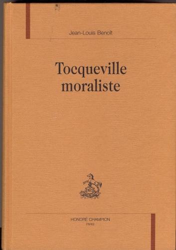 Tocqueville Moraliste, Champion 2004.